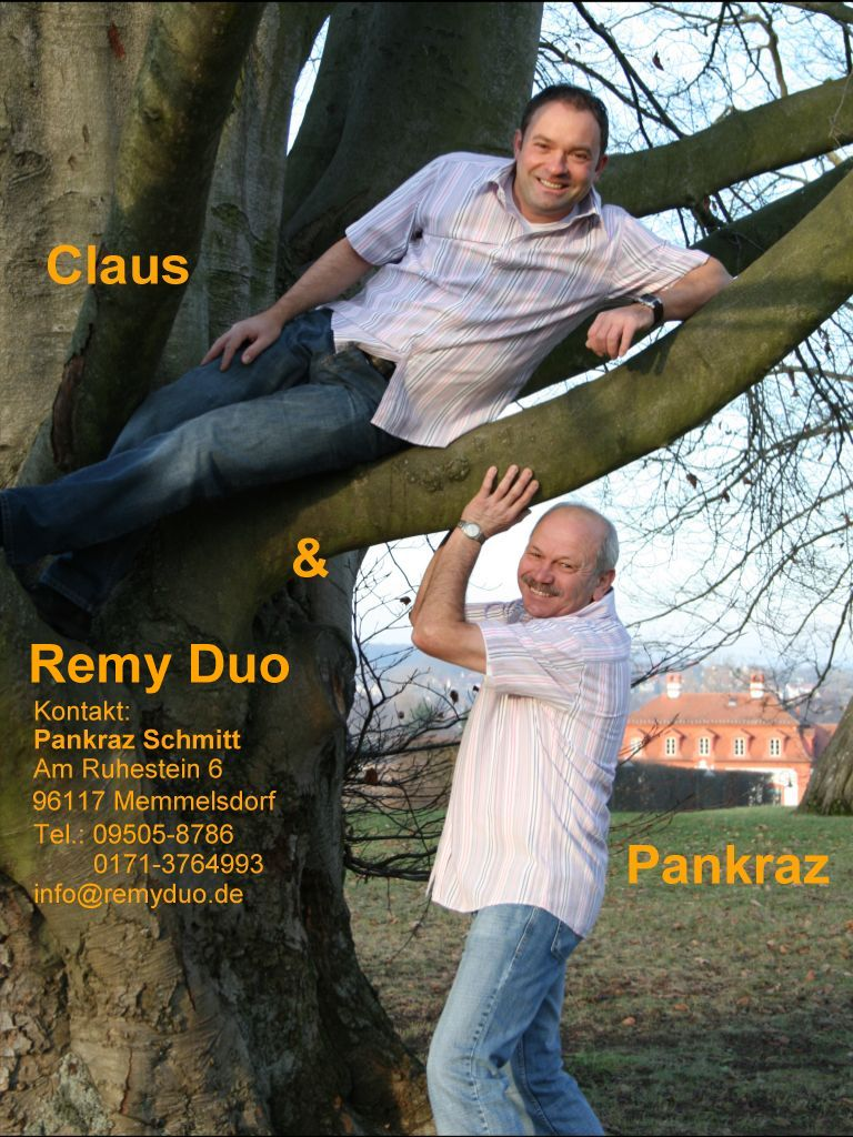 Remy Duo flyer